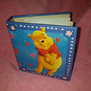 Vintage Winnie the Pooh photo album